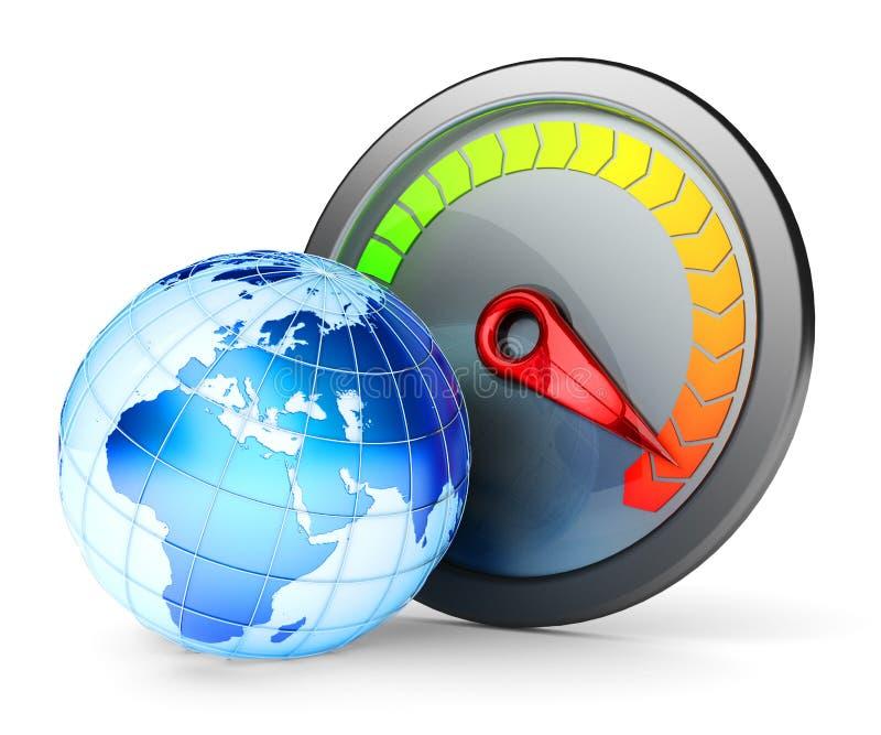 Download High-speed Internet Concept Stock Illustration - Image: 33398592