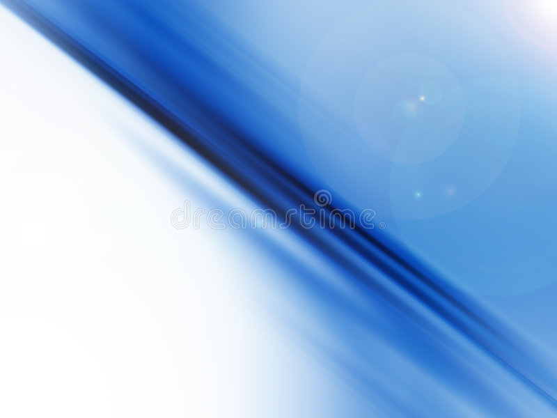 High speed motion. Abstract illustration of high speed motion royalty free illustration
