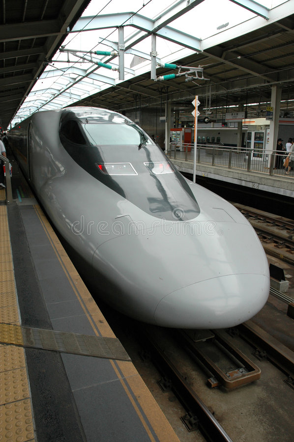 Free High Speed Train Stock Images - 196674