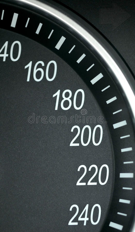 Download High speed zone stock image. Image of numbers, zone, kilometers - 10313893