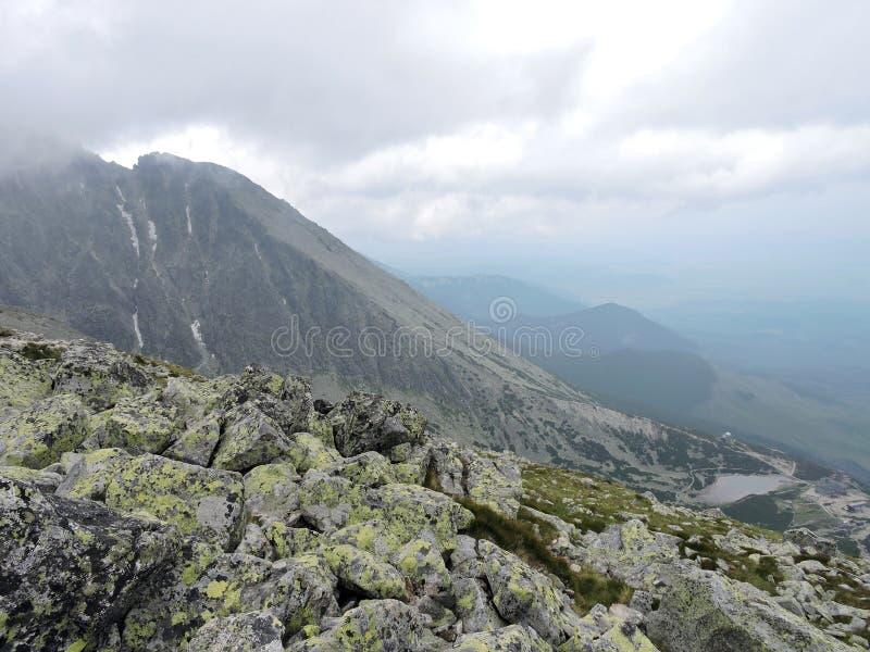 High Tatra Mountains, Slovakia royalty free stock photography