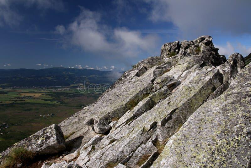High Tatras stock images