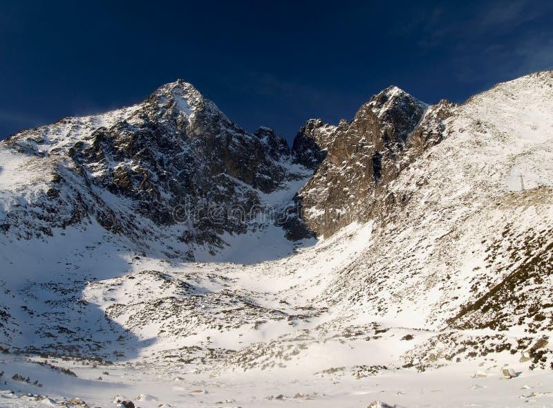 Download High Tatras - Lomnicky Peak (2634 M) Stock Photo - Image: 17899720
