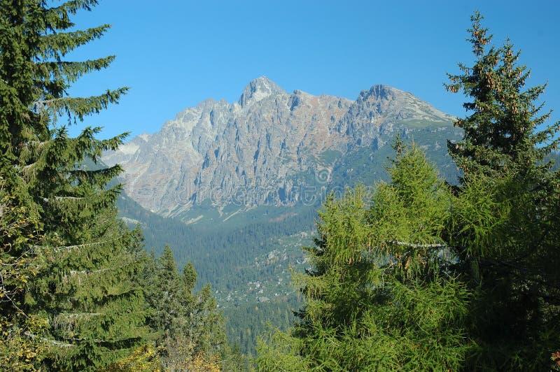 High Tatras, Slovakia royalty free stock images