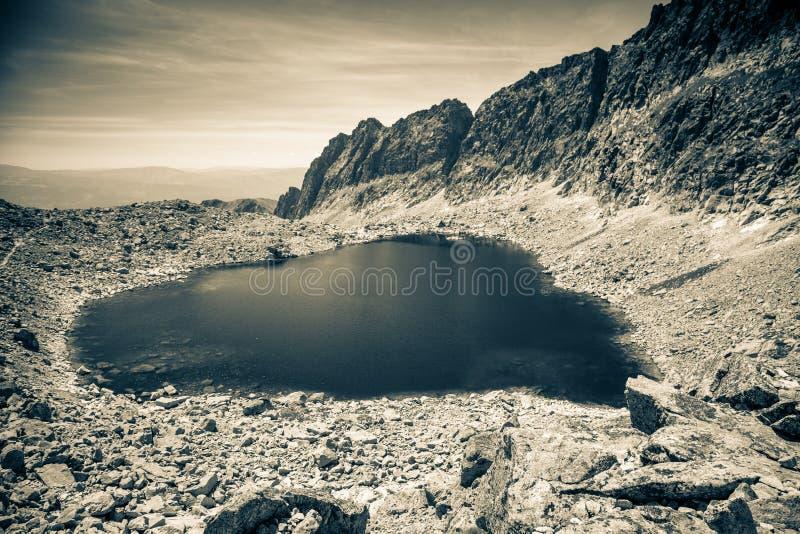 High Tatras, Slovakia stock image