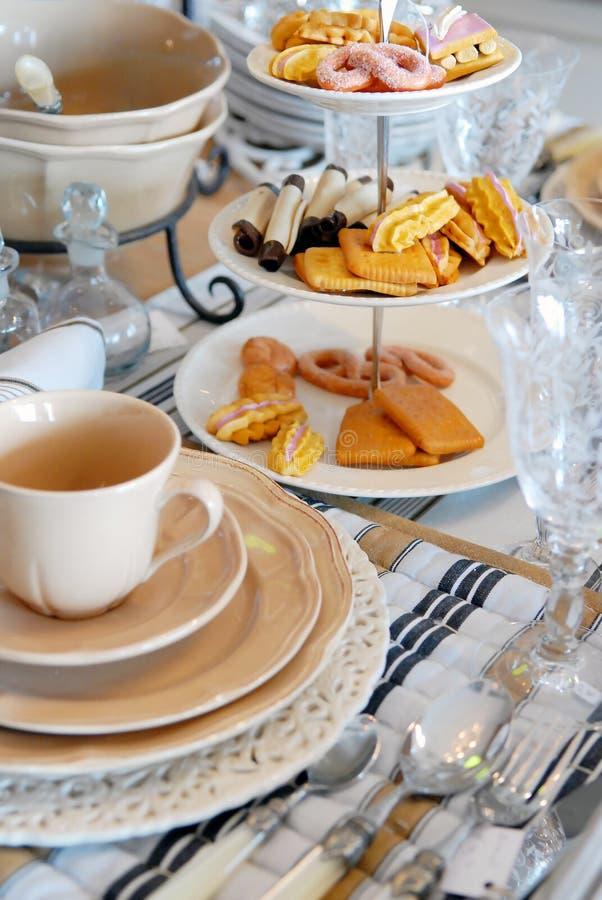 High Tea Stock Images