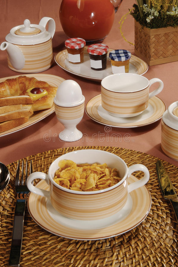 Download High tea stock photo. Image of morning, breakfast, high - 17670574