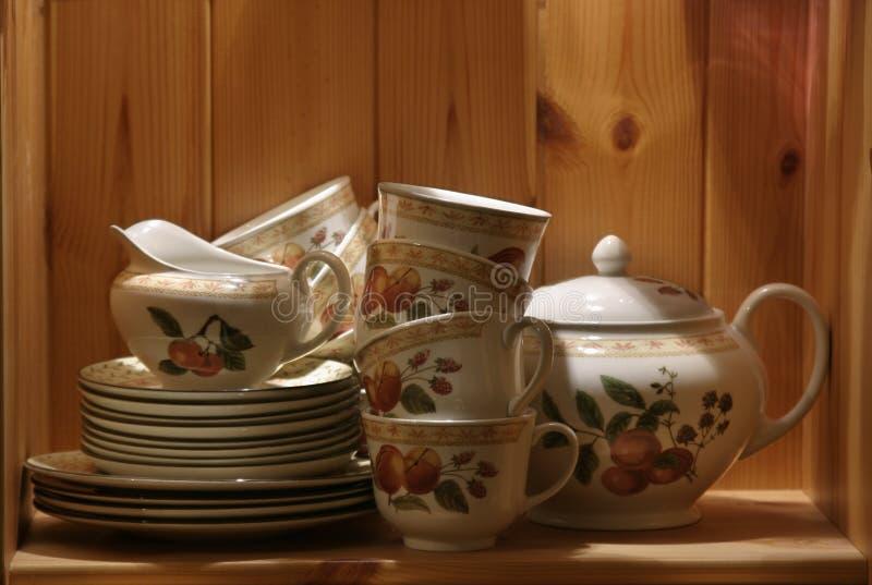 Download High Tea stock image. Image of china, teapot, knot, glaze - 62193