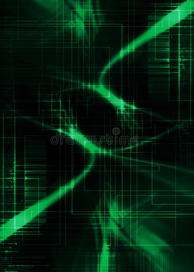 High-tech_background. Usable for any kind of graphic job vector illustration