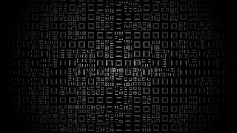 High-tech background vector illustration