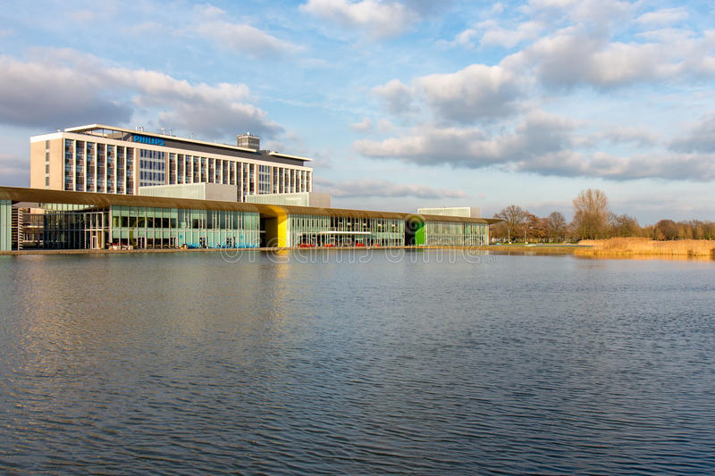 High-tech Campus Eindhoven stock afbeelding
