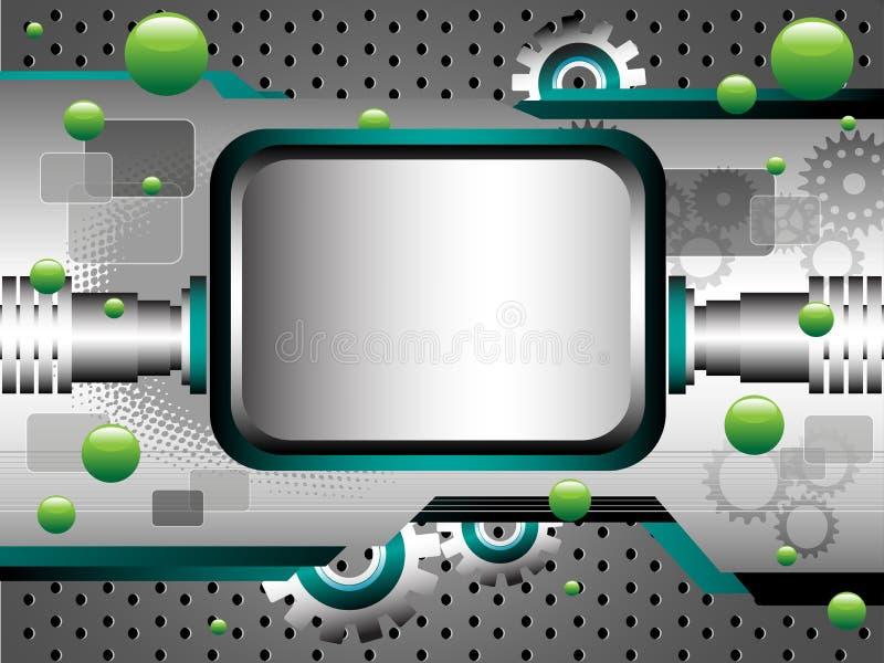 High tech design stock images