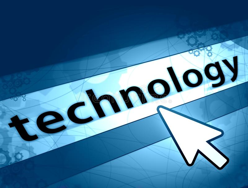Download High technology concept stock photo. Image of computer - 17573844
