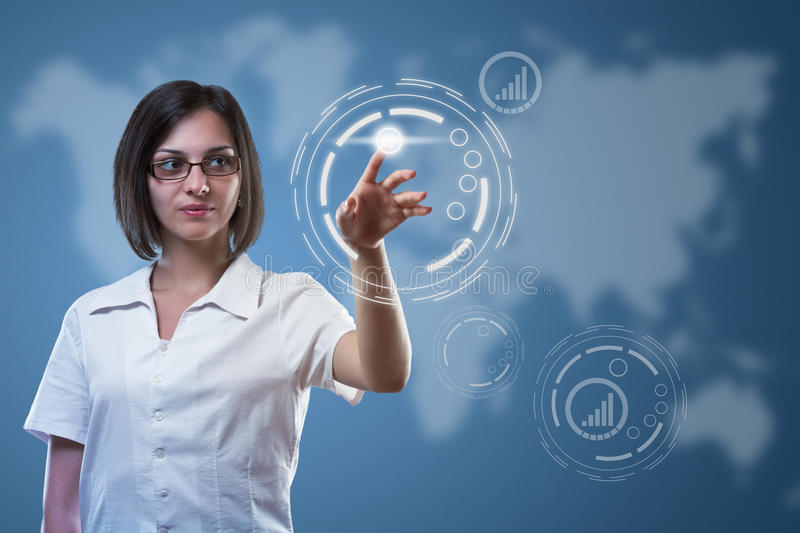 Download High technology concept stock image. Image of concept - 24681507