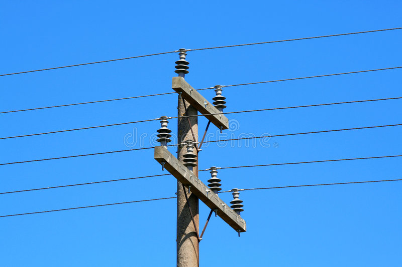 The High Tension Stock Images