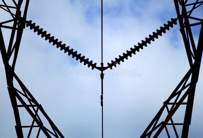 Download High Tension Symmetry Royalty Free Stock Photos - Image: 72938