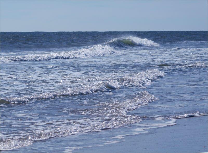 High Tide royalty free stock photos