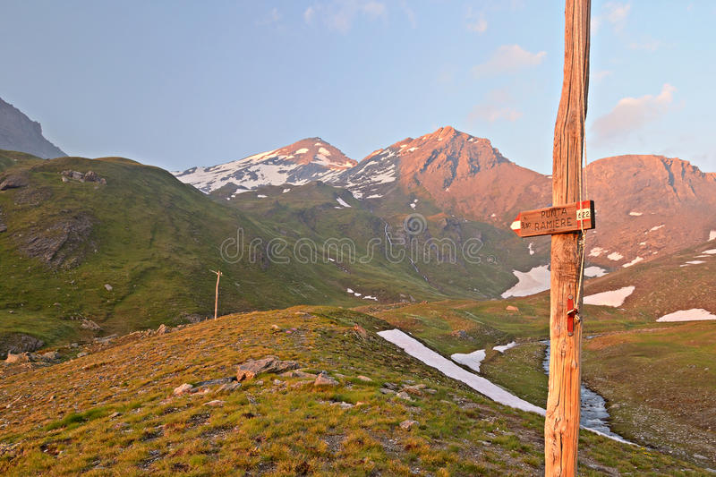 Download High up on the Alps stock photo. Image of horizontal - 32143718