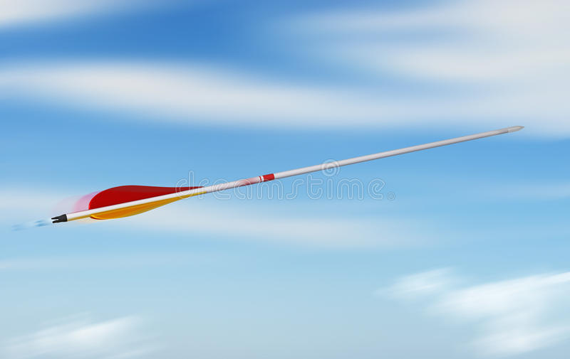 Download High Velocity, Kinetic Energy Stock Illustration - Image: 25542837