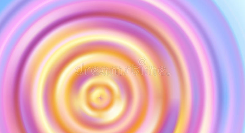 High vibrations. Rippled background. High vibrations. Soft rippled background with pulsate concentric circles. Vector graphic pattern vector illustration