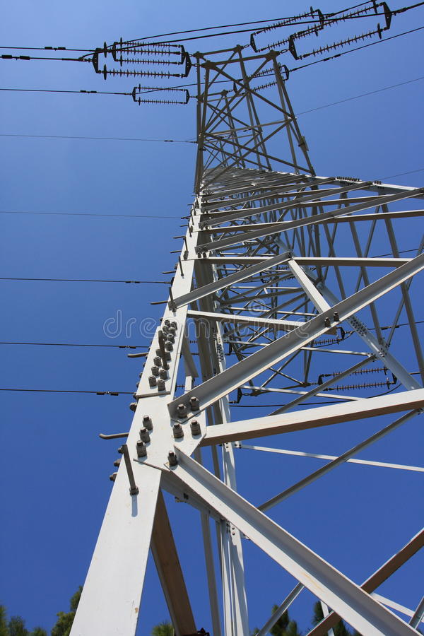 Free High Voltage Cable Stock Photography - 11980602