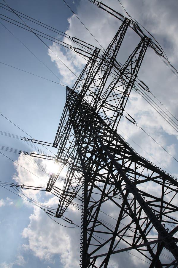 Download High Voltage Pylon stock image. Image of energie, pylon - 16944943