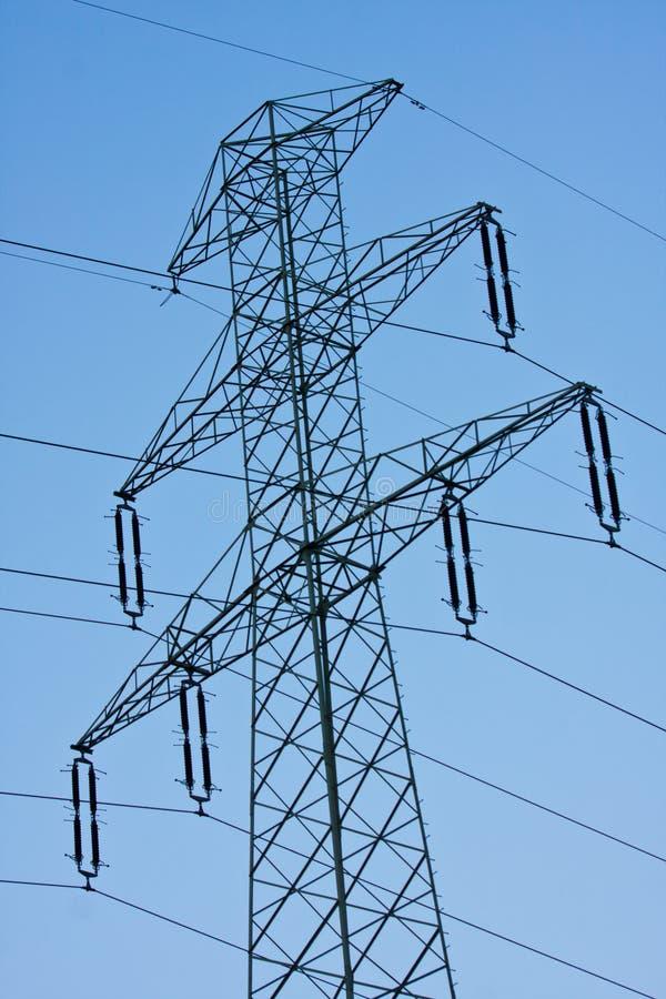 Download High voltage pylon stock image. Image of farm, steel - 26576435