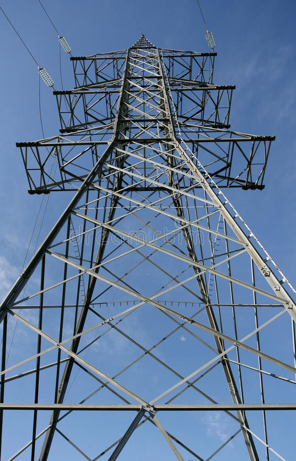 Download High voltage pylon stock photo. Image of industry, danger - 31925152