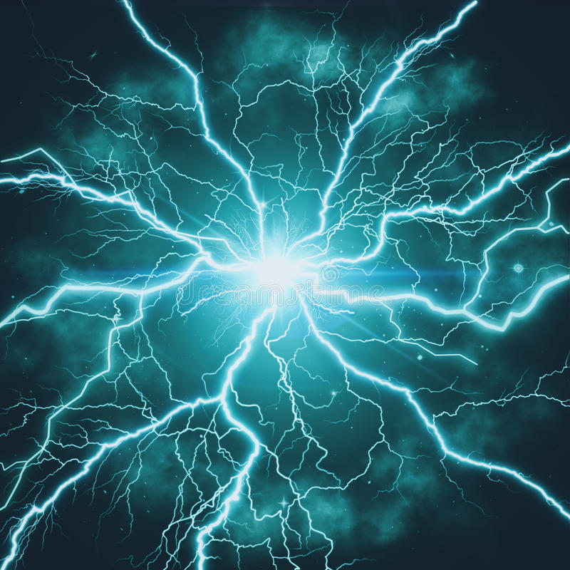 Free High Voltage Strike Stock Photography - 65659062