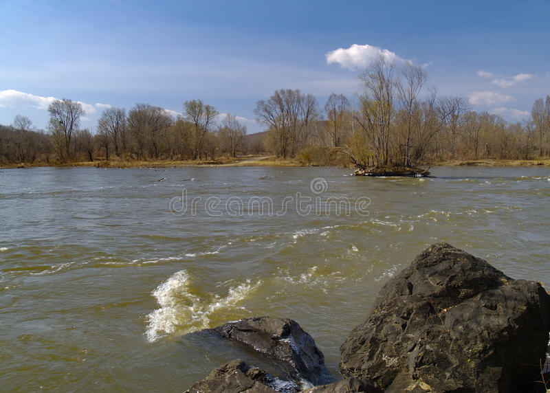 Download The High water stock image. Image of landscape, island - 10040049