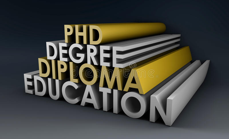 Higher Learning Royalty Free Stock Photos