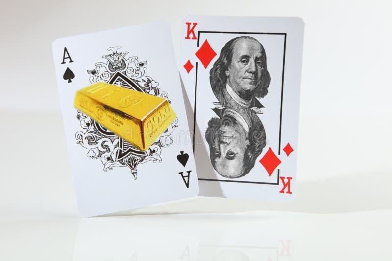 Download Highest trump cards. stock image. Image of face, franklin - 30203067