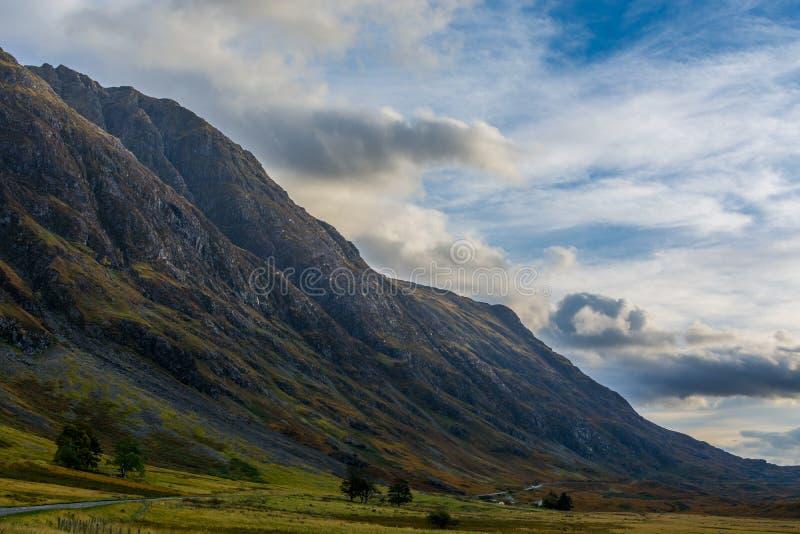highland стоковые фото