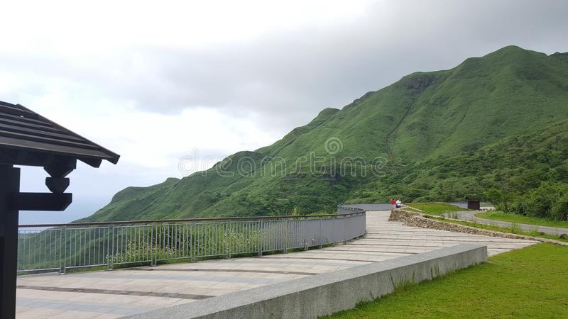 Highland, Hill Station, Mountain, Sky royalty free stock photo