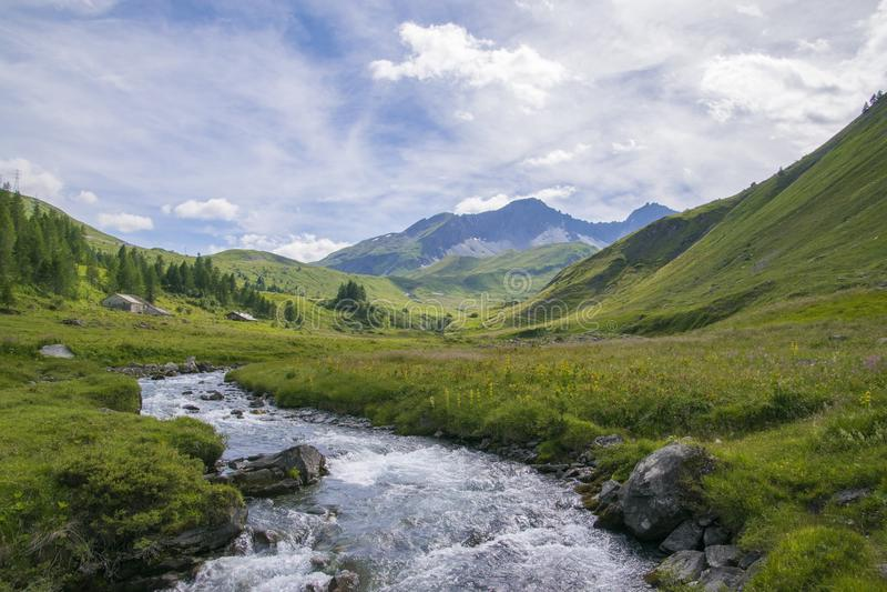 Highland, Nature, Wilderness, Mountainous Landforms stock photos