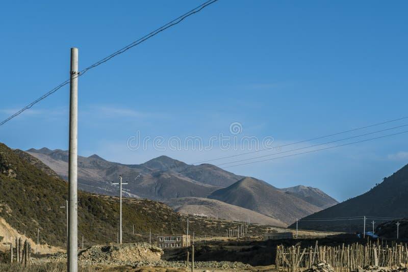 Highland scenery stock photography