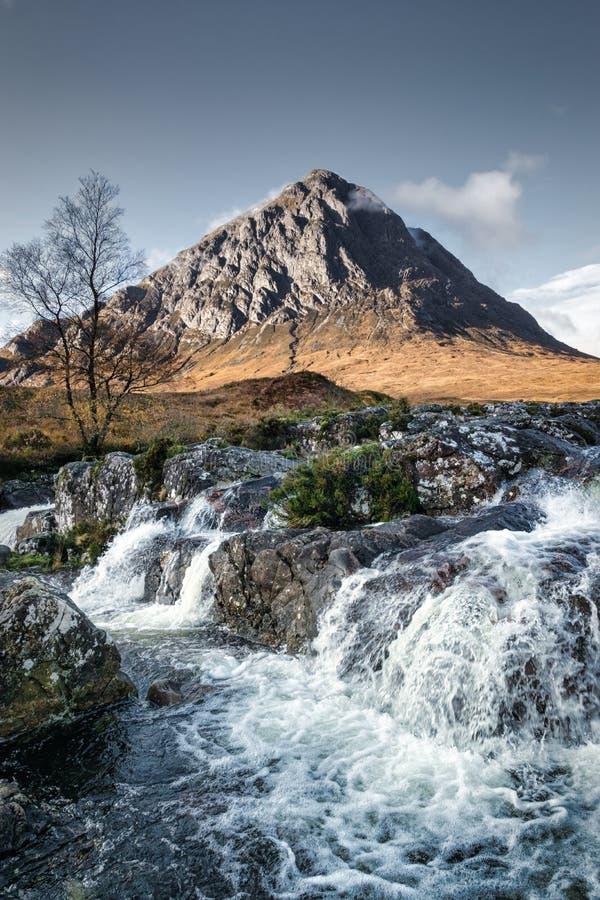 Highland Stream stock images