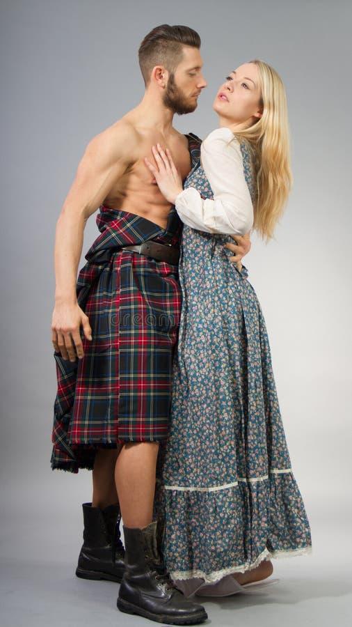 highlander immagine stock libera da diritti