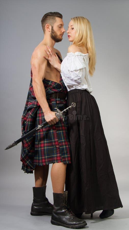 Highlander stock photography