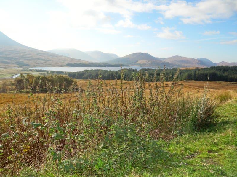 Highlands - Scotland stock image