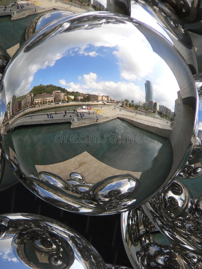 Download Highlights Of Bilbao ( Basque Country ) Stock Image - Image of europe, future: 26919849