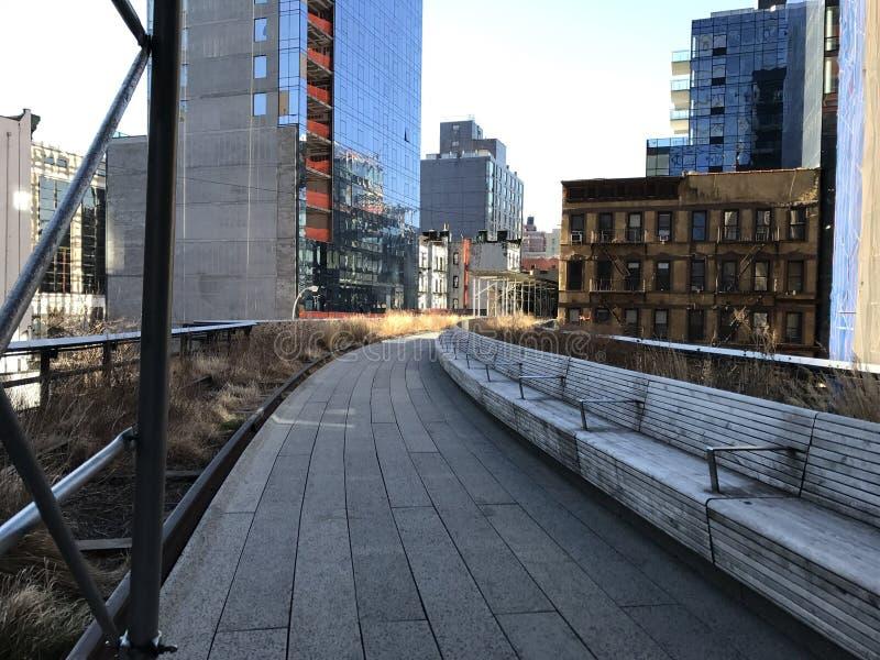 Highline στοκ εικόνα