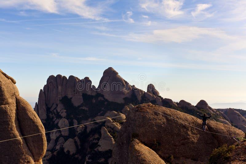 Highline obraz royalty free