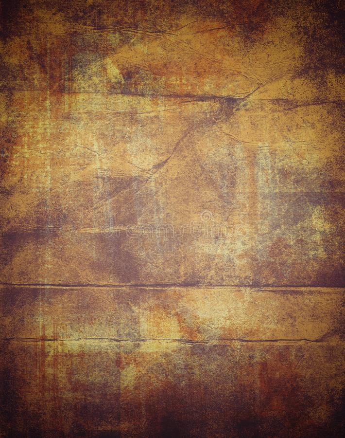 Highly Detailed grunge background old paper frame-with space for text your design vector illustration