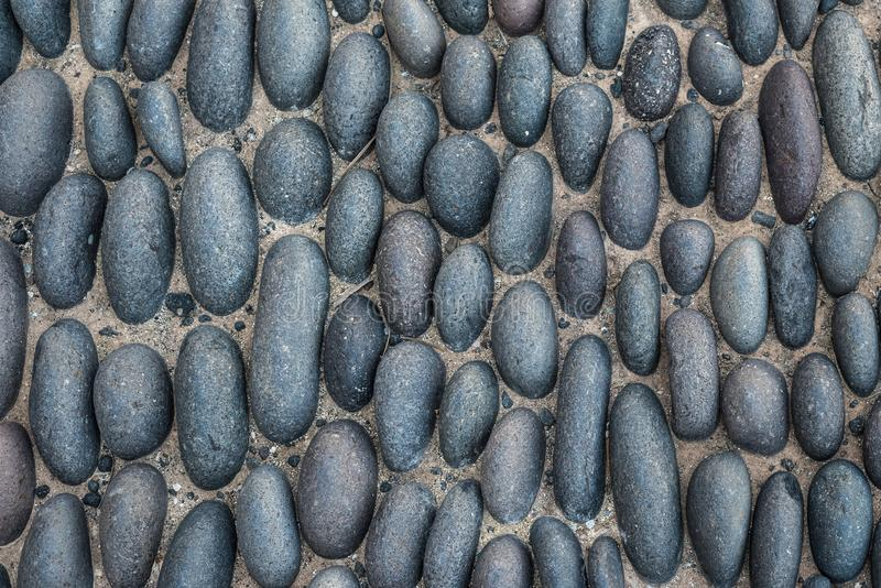 Highly detailed image of cobblestone pavement.  stock photos
