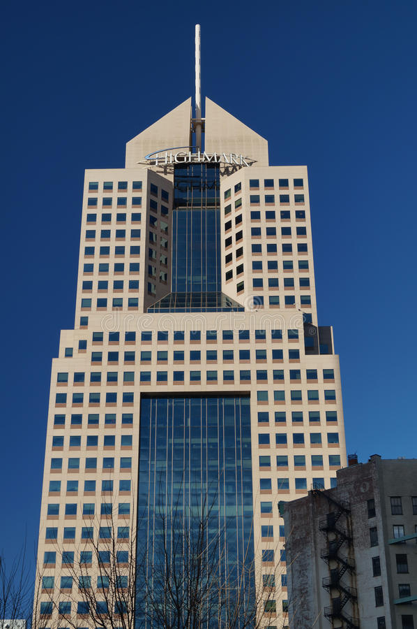 Highmark Building Downtown Pittsburgh Editorial Photo