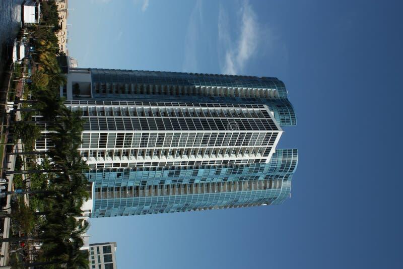 highrise жилого дома стоковые фото