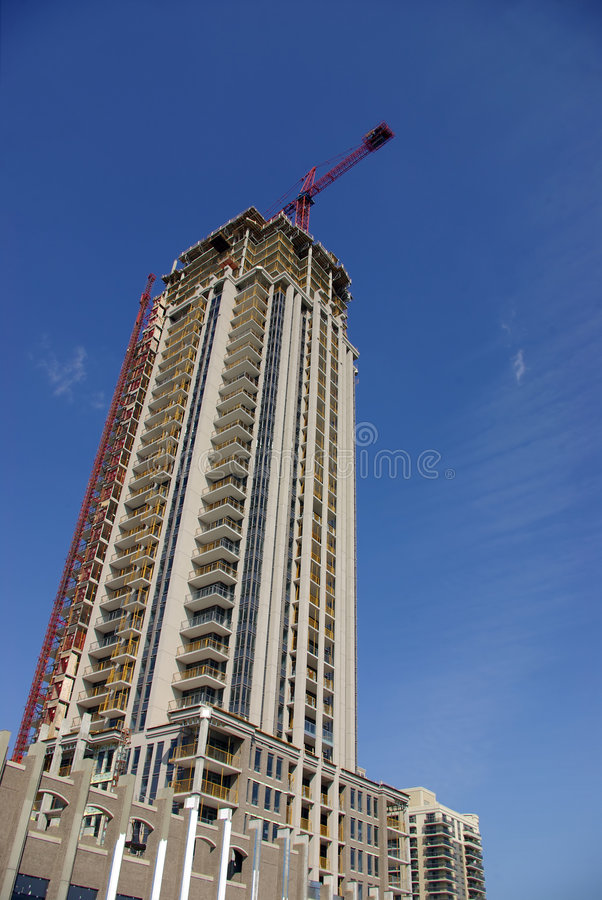 Free Highrise Condo Construction Stock Images - 2684244