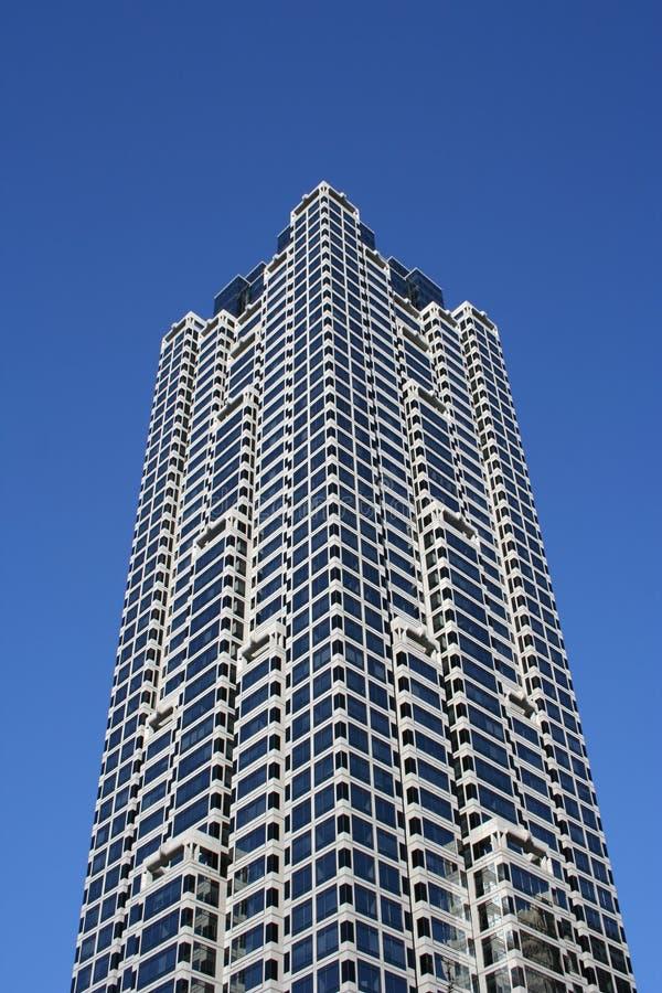 Highrise-Gebäude stockbilder