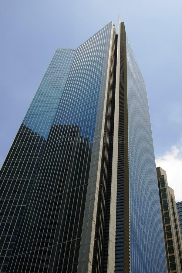 Highrise-Gebäude stockfoto